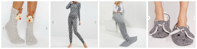 Winter loungewear wishlist 2016. Nourish ME: www.nourishmeblog.co.uk