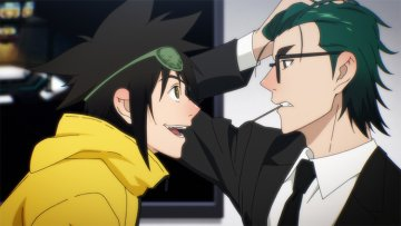 The God of High School Episode 3