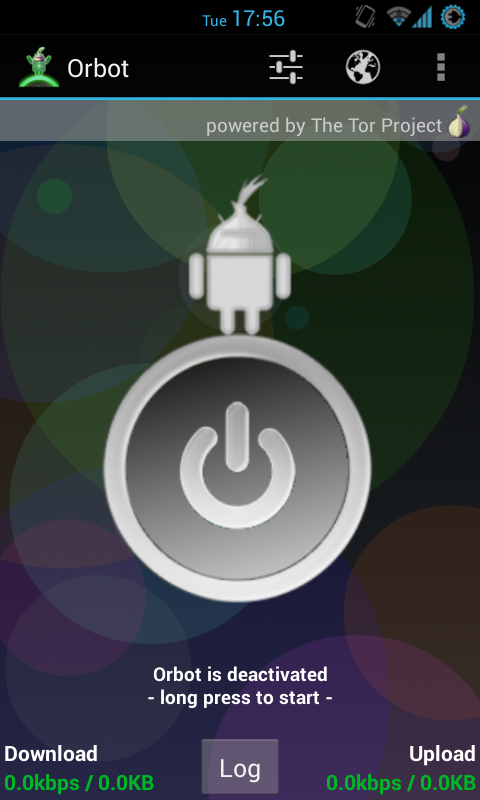 UberTechBlog: How To Use Tor On Android