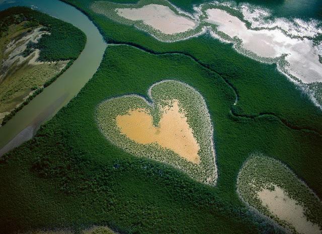 Фотограф Yann Arthus-Bertrand.Вся красота Земли с высоты