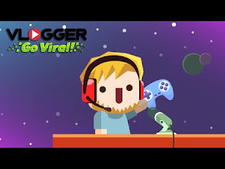 Vlogger Go Viral Tuber Game MOD APK Unlimited Gems