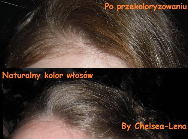 jasny brąz Delia koloryzacja włosów