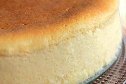New York Style Cheesecake Recipe
