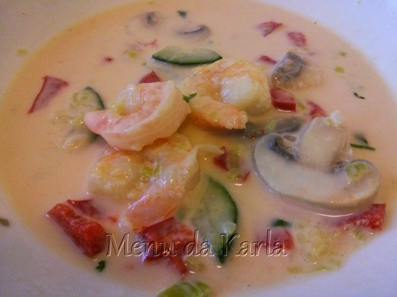 Sopa Thaï