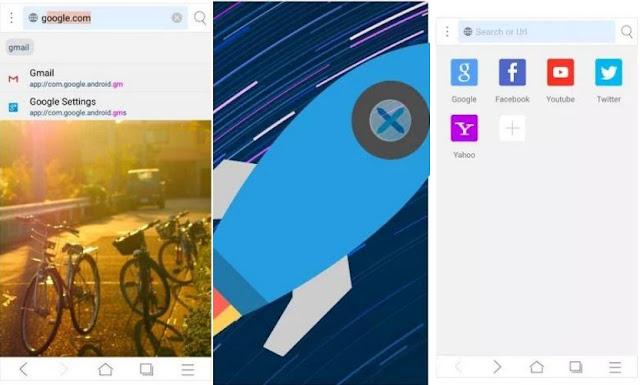 متصفح XBrowser للموبايل اخر اصدار