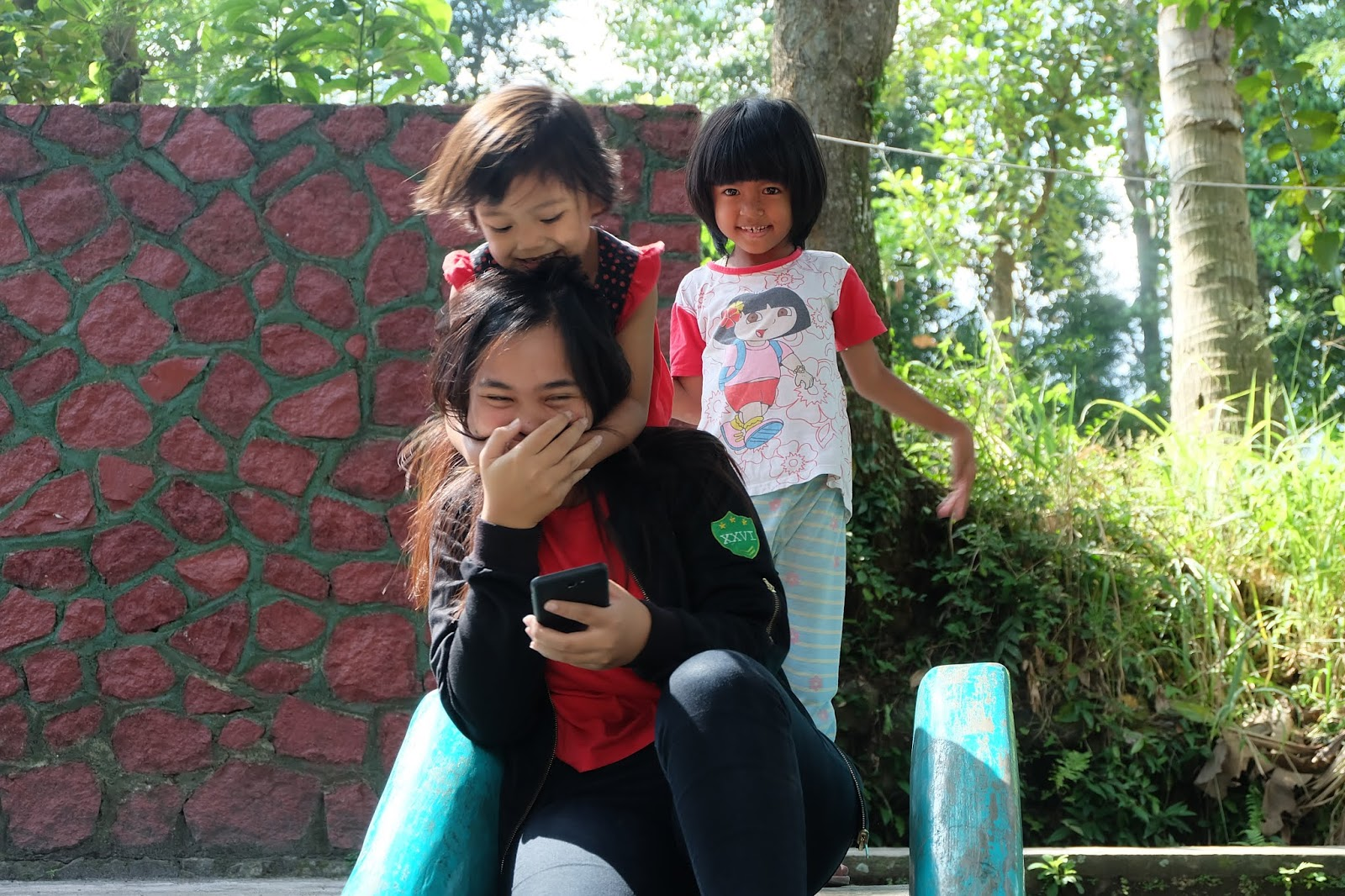 Precious Moment di Yayasan Hamba! | Second Time Going to Orphanage
