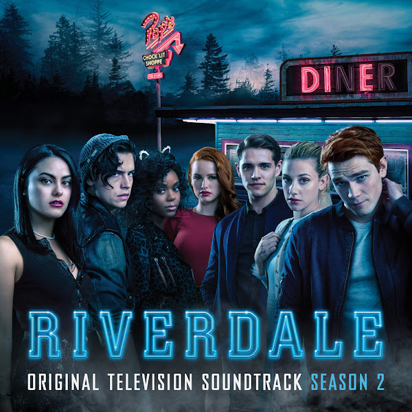 """Riverdale Cast - Union of the Snake (feat. Camila Mendes, Hayley Law, Asha Bromfield) [From """"Riverdale""""] - Single Cover"""