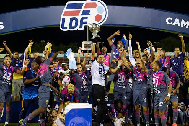 Club Atlético Pantoja Gran Campeón LDF 2019