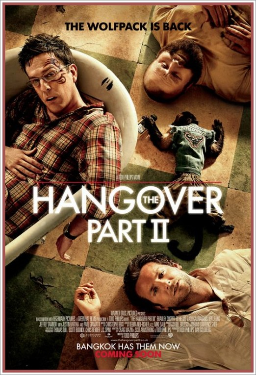 The Hangover Part 2 Poster
