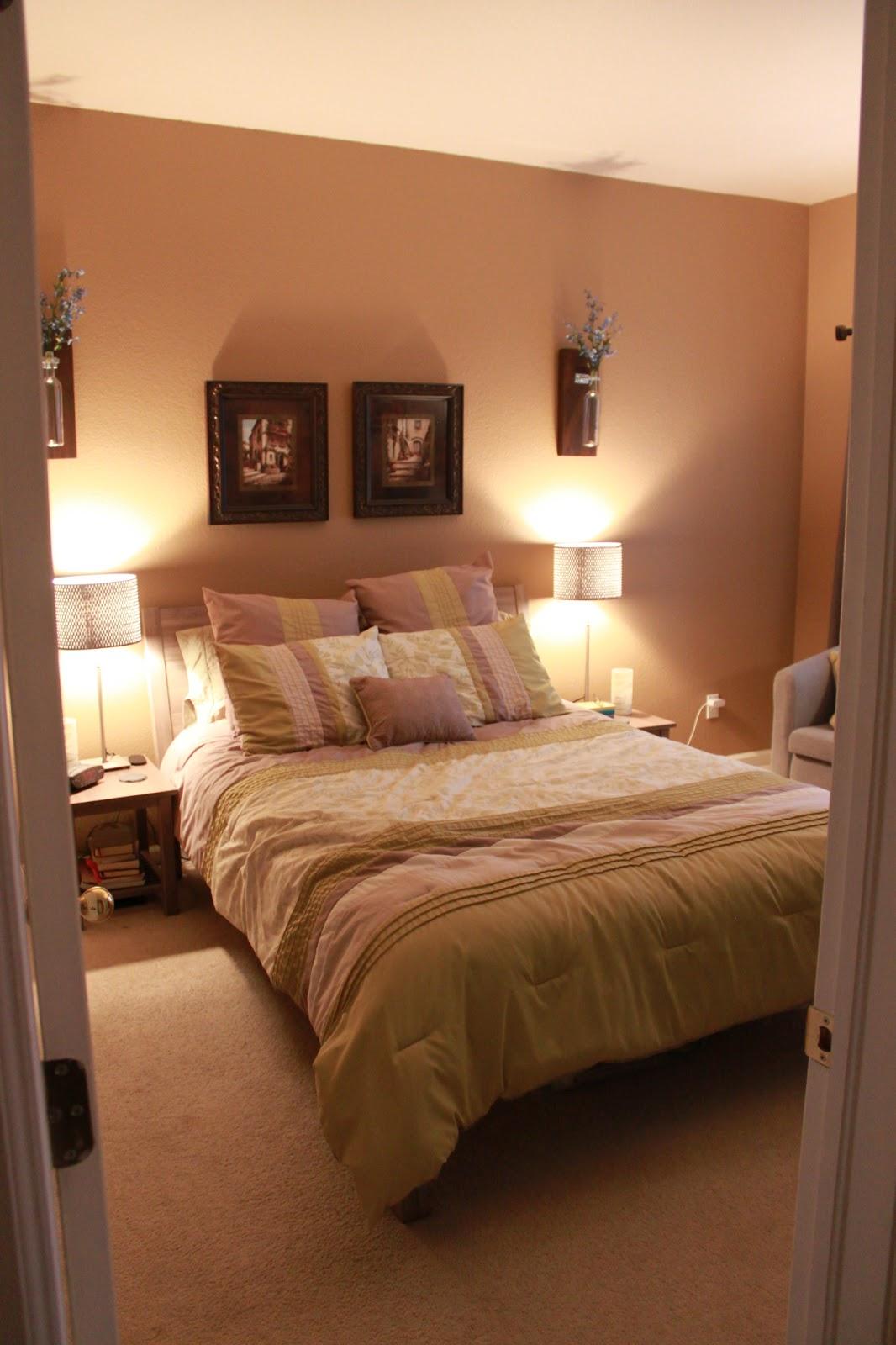 Life's Unexpected Joys: Master Bedroom Redo