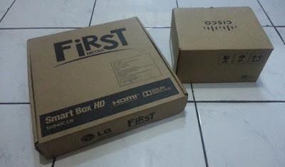 Penampakan X1 Smart Box HD