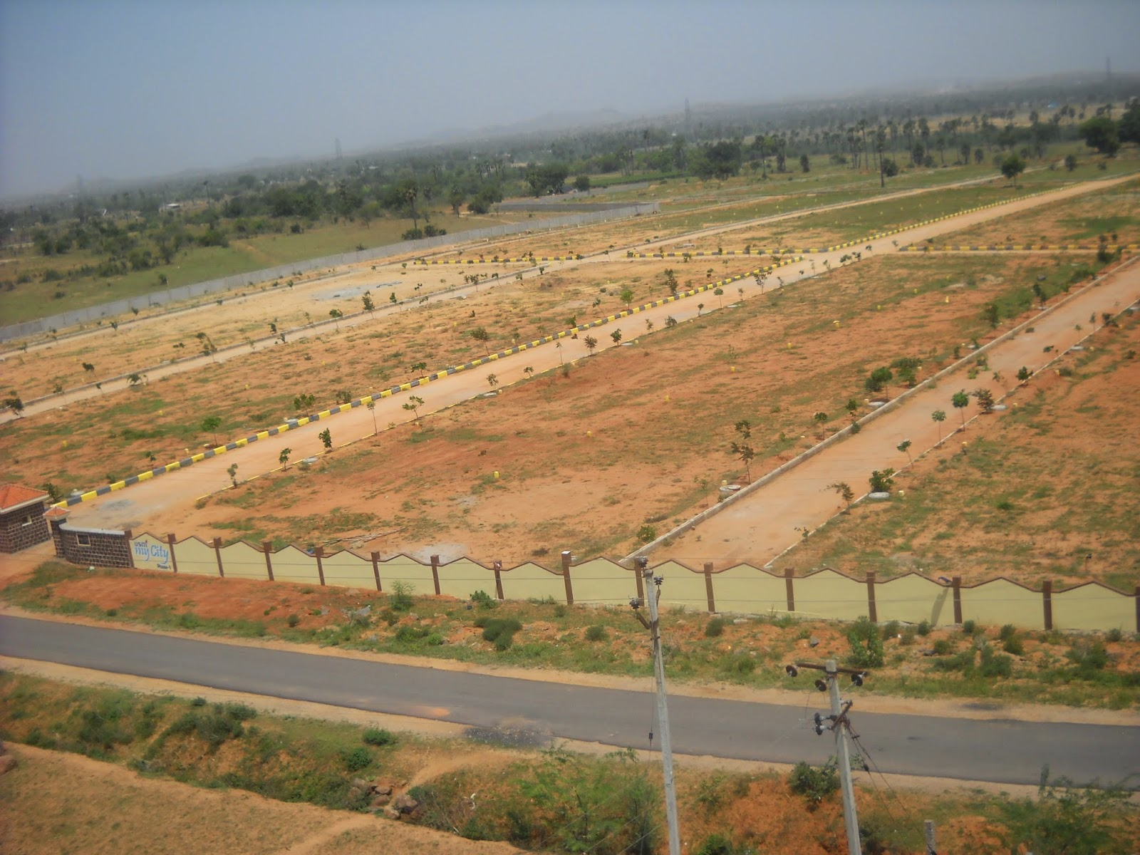 Buy Open Plots in Hyderabad