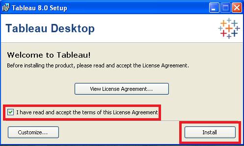 Tableau 8 Desktop (Business Intelligence Tool) - Pubudu Dewagama
