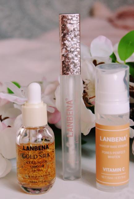 #16 Lanbena - kosmetyki z Aliexpress
