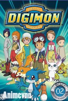 Cuộc Phiêu Lưu Của Những Con Thú Phần 2 - Digimon Adventure SS2 2013 Poster