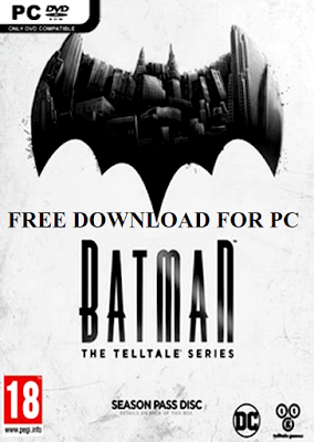 Batman: The Telltale Series Complete Season + CRACK PC Torrent