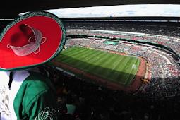 Canada, Estadio Azteca, Mexico national football team, FIFA World Cup, Mexico 2016