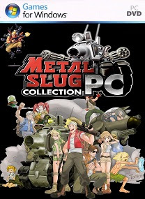 Metal Slug Collection [PC/ENG] Full-Rip Version Terbaru 2016