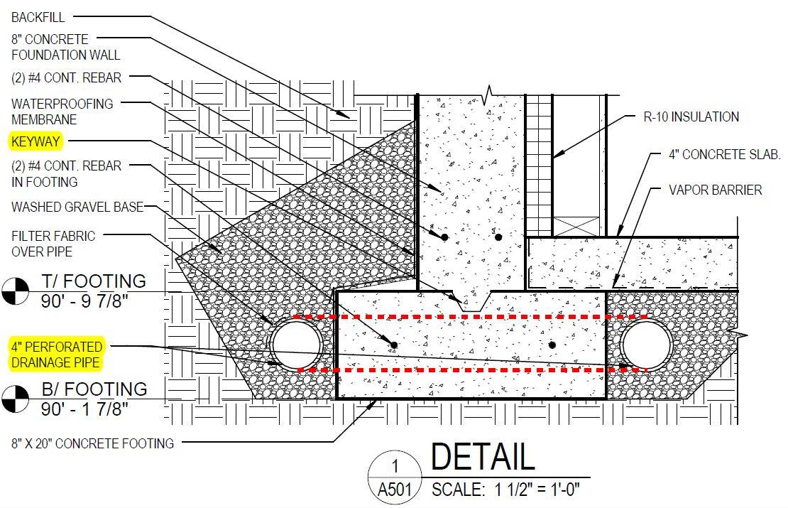 Brick Joint Floor Tile