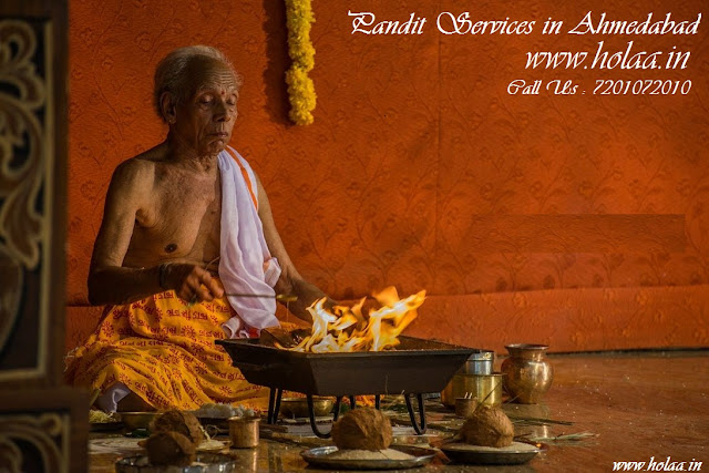 Pandit Services in Ahmedabad