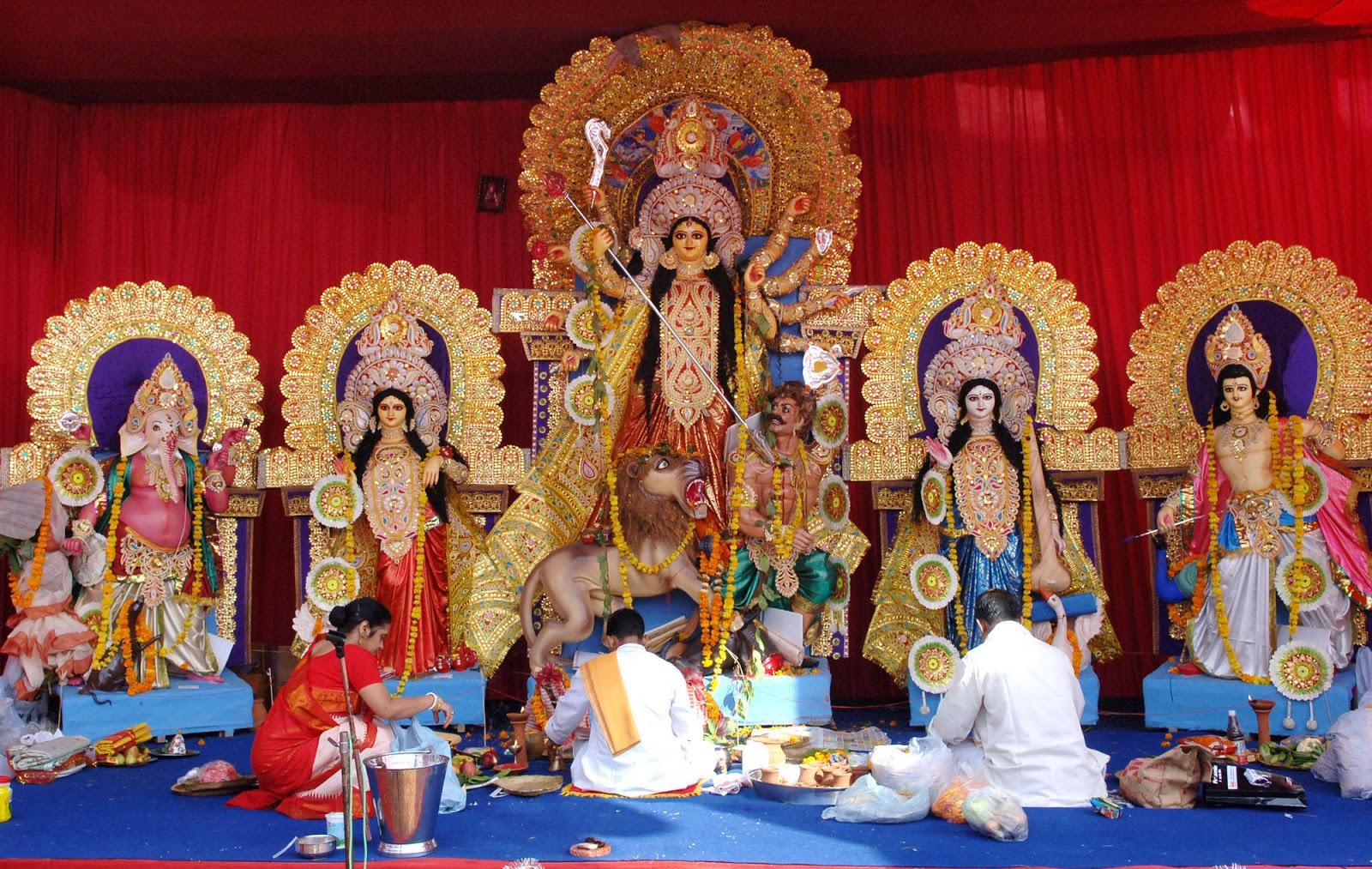 Devotional Wallpapers World: mahalaya Mata Rani HD ...