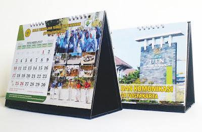 Percetakan Kalender 2018 di Jogja Yogyakarta