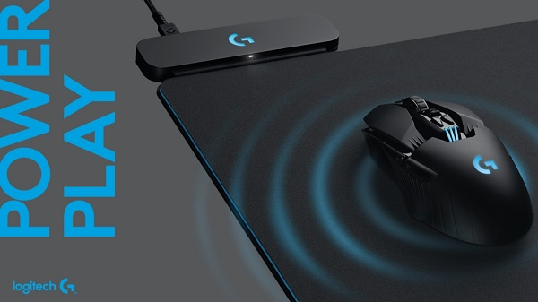 Logitech G POWERPLAY is the world's first wireless charging system for gaming mice
