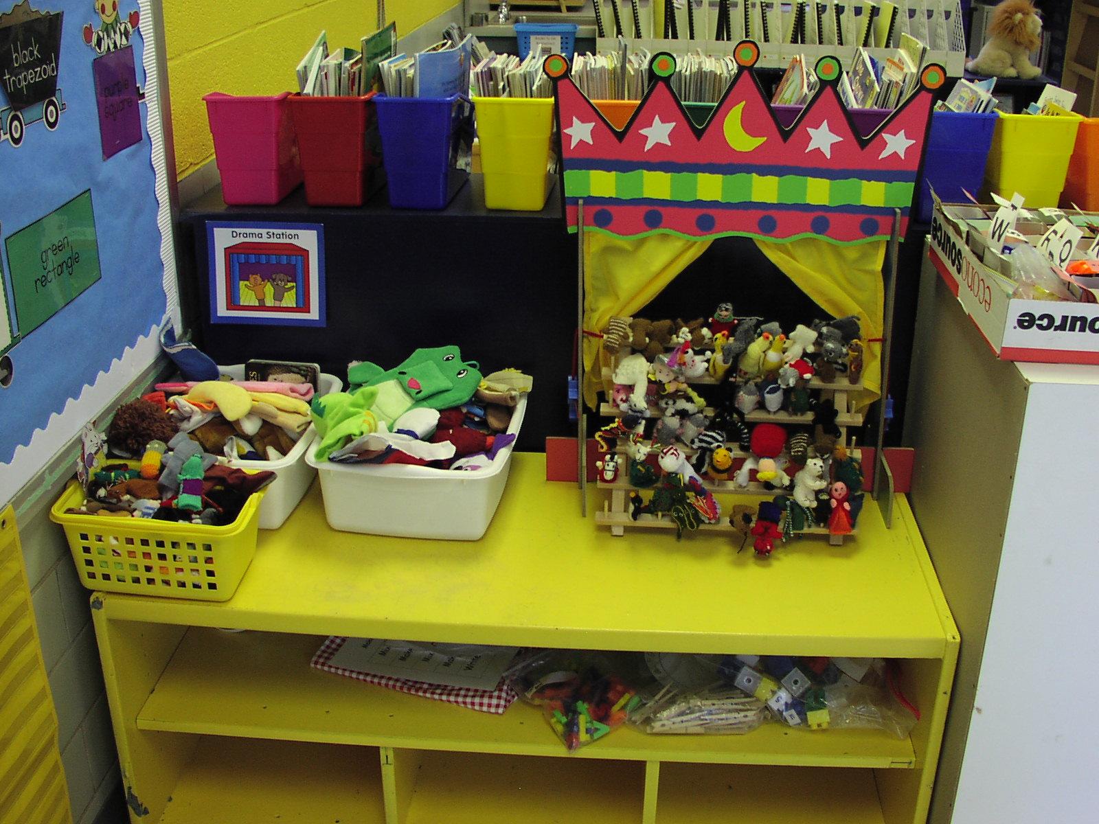 Kinder Garden: Keen On Kindergarten: Classroom Pics