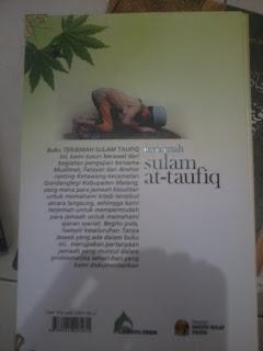 Jual Buku Terjemah Sulam Taufiq | Toko Buku Aswaja Surabaya