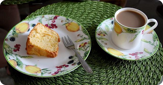 Aparelho de jantar e café Limão Siciliano