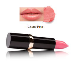 Блеск для Губ в Помаде Candy Pink