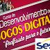 SESC de Santo André vai dar curso gratuito de desenvolvimento de games. As inscrições ocorrem de 08 de abril a 06 de maio