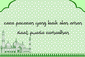 Media Islami Cara Pacaran Yang Baik Dan Aman Saat Puasa Ramadhan