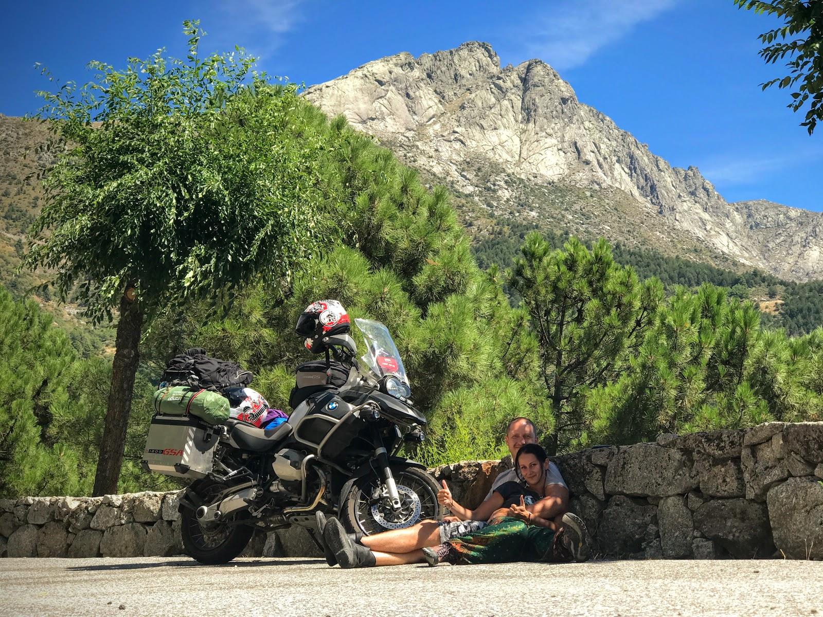 EURO TRIP 2017 - podsumowanie dwutygodniowej wyprawy motocyklowej UK - Gibraltar