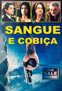 Sangue e Cobiça - BDRip Dual Áudio