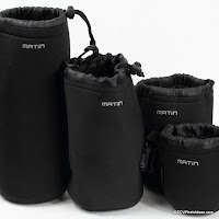 Matin Neoprene Lens Pouch Set (S-M-L-XL) Review