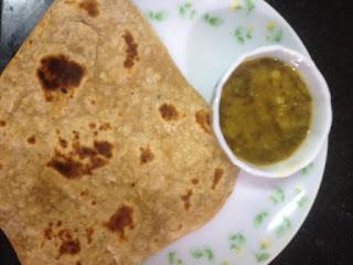 Flaxseed, Chapati