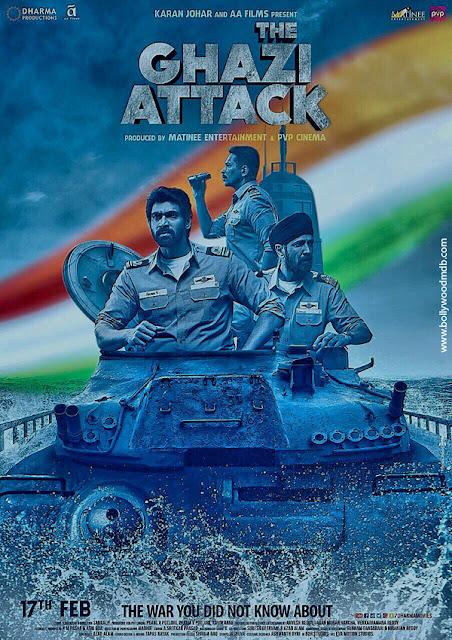 The Ghazi Attack 2017