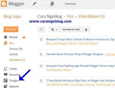 Cara Paling Ampuh Meningkatkan Pengunjung Blog dengan Google Plus