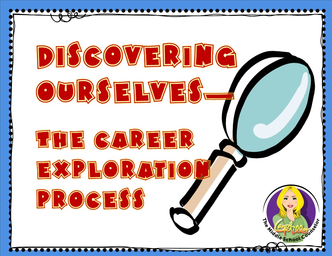 Discovering Ourselves Part Of The Career Exploration