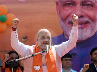 thetimesofhindustan.in People saw in Modi the leader they waited for 70 years: Amit Shah