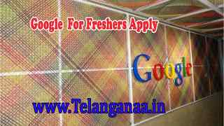 Google Recruitment Jobs For Freshers Apply