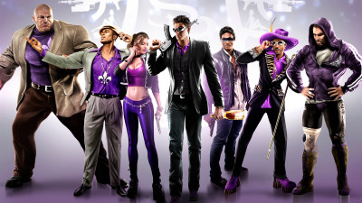 Saint's Row The Third Review