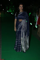 Dia Mirza in Sizzling Designer Saree at THE OLIVE CROWN AWARDS 2017 18.jpg