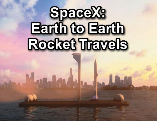 space-x-earth-to-earth-rocket