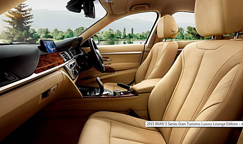 2016 bmw 3 series gran turismo luxury lounge edition auto bmw review. Black Bedroom Furniture Sets. Home Design Ideas