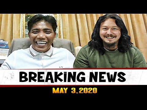 BREAKING NEWS MAY 3, 2020 FRANCIS LEO MARCOS NAGSALITA NA KAY BARON GEISLER