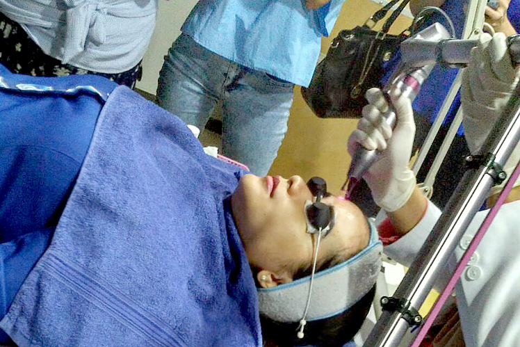 Laser Treatment Klinik Estetika