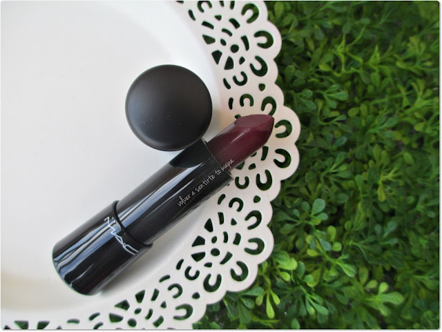 MAC - Labial Mineralize Rich Lush Life - Packaging