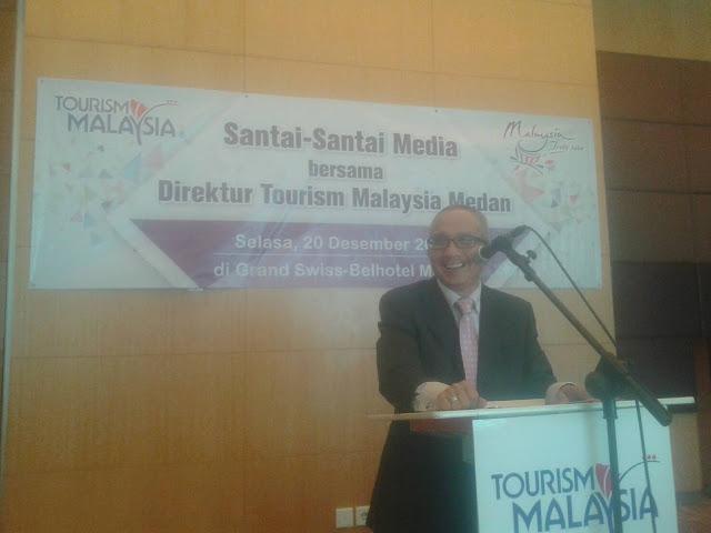 azhari harun tourism malaysia medan
